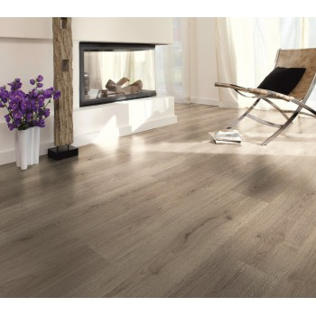 Laminato Kronotex Superior Advanced 3126 Rovere Grigio 8 mm